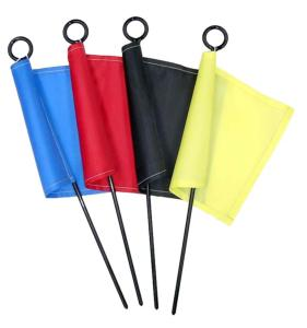 GW Croquet Corner Flags- Set of 4