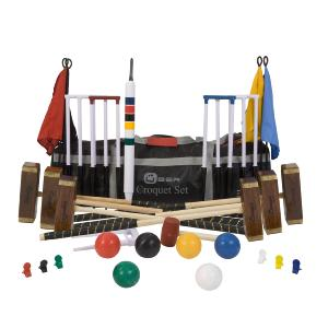 Championship 6-player Croquet Set