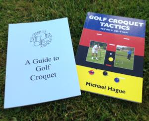Golf Croquet Book Bundle