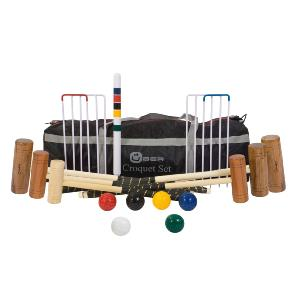 Family 6-player Croquet Set - Ubergames