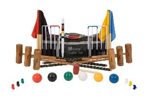 Pro 6-player Croquet Set Ubergames