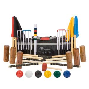 Garden 6 -player Croquet Set - Ubergames