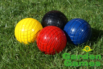 Cottage/Longworth 12oz Croquet Balls - Set of 4