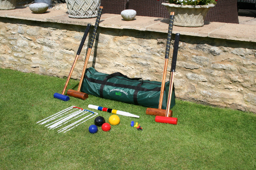 Sanford Family Croquet Set - Garden Games