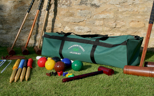 Longworth 6-player Croquet Set