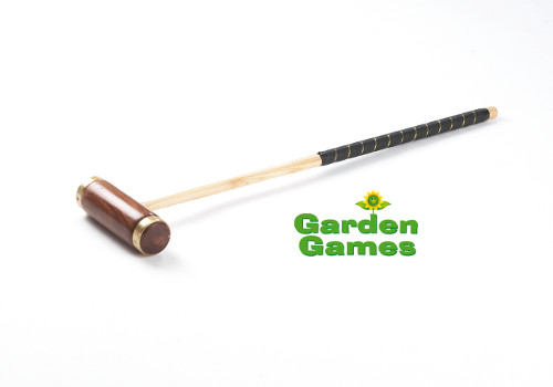 Hurlingham Croquet Mallet - Garden Games