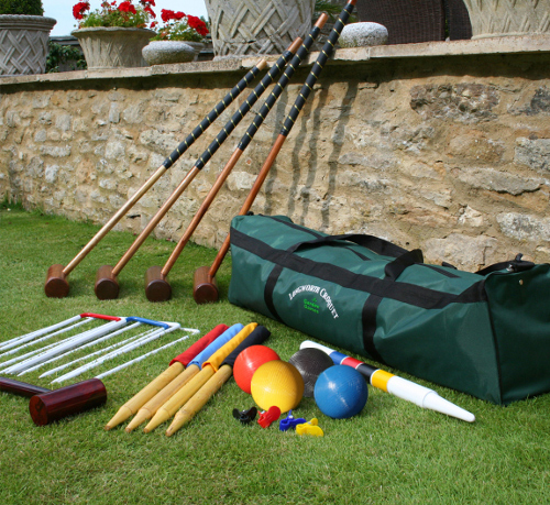 Longworth Croquet Set - Garden Games