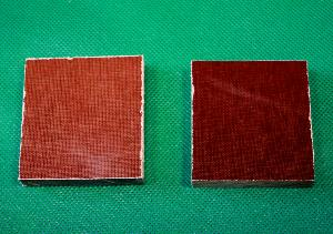 12mm Tufnol End Plates - Pair