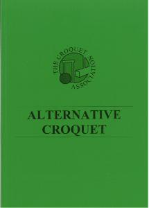 Alternative Croquet