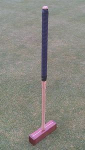 George Wood Original Croquet Mallet