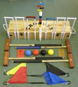 Croquet Association Competition Set